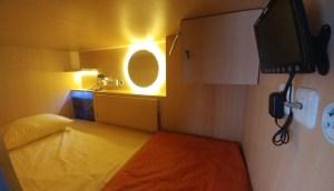 INAP at Capsule Hostel