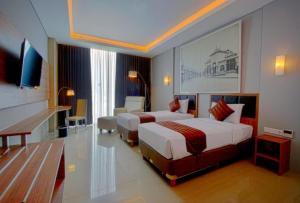 Hotel Pasar Baru Square Bandung