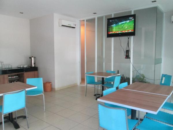 Layanan/Fasilitas Hotel LeGreen Suite Senayan