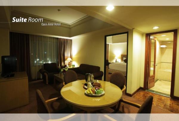 Hotel Oasis Amir Jakarta