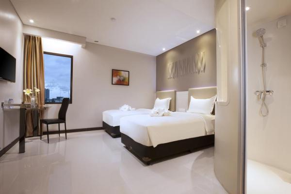 Pilihan Kamar Verse Lite Hotel Pembangunan