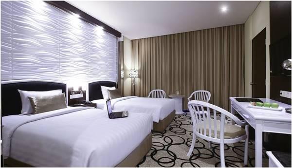 View Kamar Hotel New Saphir Jogja