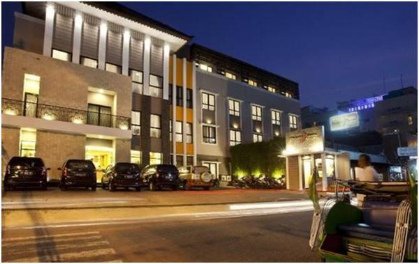 Hotel Jentra Dagen Malioboro