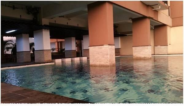 1. Tamansari Panoramic Apartment