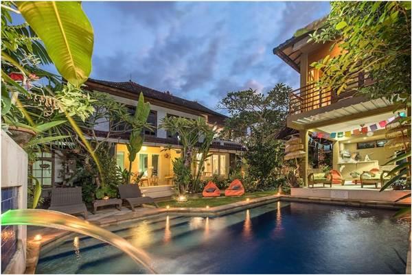 Angel House Homestay Ubud Bali Murah dan Bagus