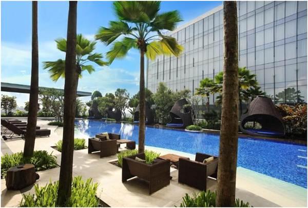 5 Hotel Paling Mewah di kota Bandung yang Romantis
