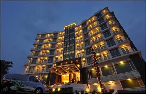 rekomendasi hotel murah di sekitar jalan Setia Budi