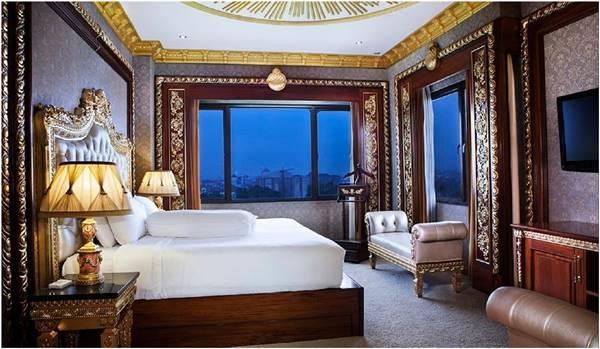 View Kamar GC Hotel Yogyakarta