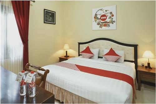 View Kamar Hotel OYO 804 Ndalem Maharani Guest House