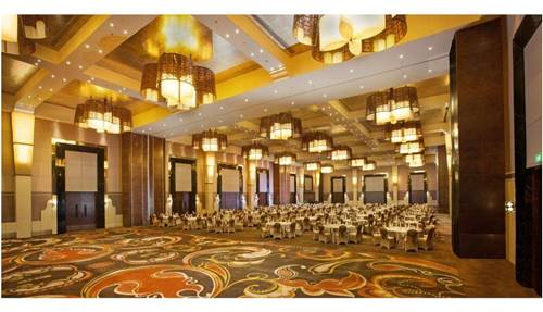 View Ballroom Royal Ambarrukmo Jogja