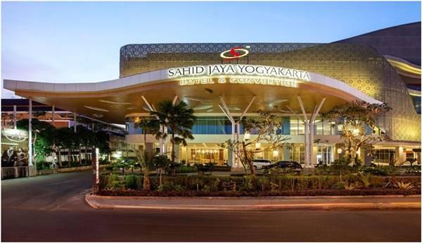View Depan Sahid Jaya Yogyakarta Hotel & Convention
