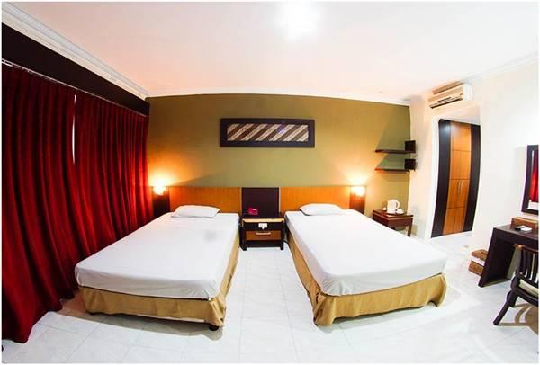 View Kamar Sriwedari Hotel and Cottage Yogyakarta Tipe Deluxe Room