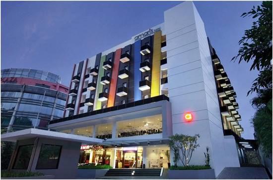 Amaris Hotel Padjajaran Bogor Hotel Dekat Kebun Raya Bogor