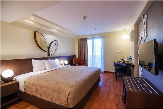 Hotel Atanaya Kuta Bali