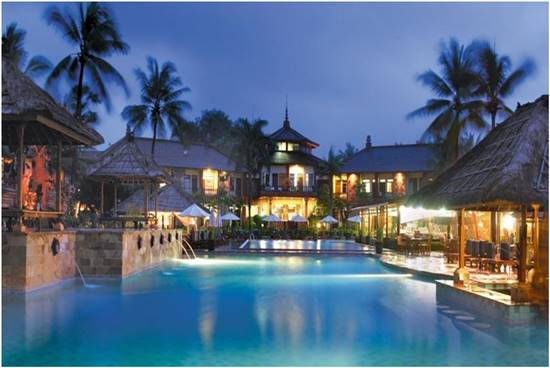 Hotel the Jayakarta Bali Beach Resort Residence & Spa