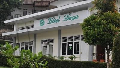3. Hotel Dirga Memiliki Pemandangan Sekitar yang Indah