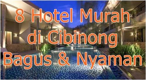 Hotel Murah di Cibinong