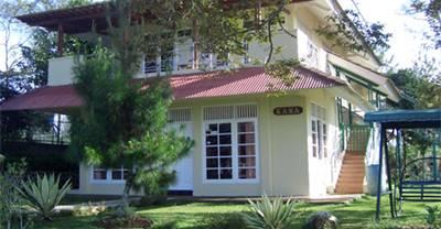 Villa Puncak Kana