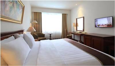8. Hotel Salak The Heritage Cocok untuk Honeymoon
