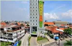 10. POP! Hotel Stasiun Kota Surabaya