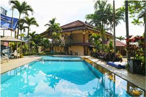 5. Aries Biru Villa & Hotel