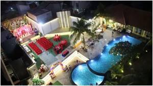 Narita Hotel Tangerang Ada Jacuzzi & Kolam Renang