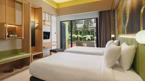 5 Hotel dekat Air Terjun Sipiso-Piso yang Murah & Nyaman