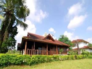 Villa ChavaMinerva Kayu – Ciater Highland Resort
