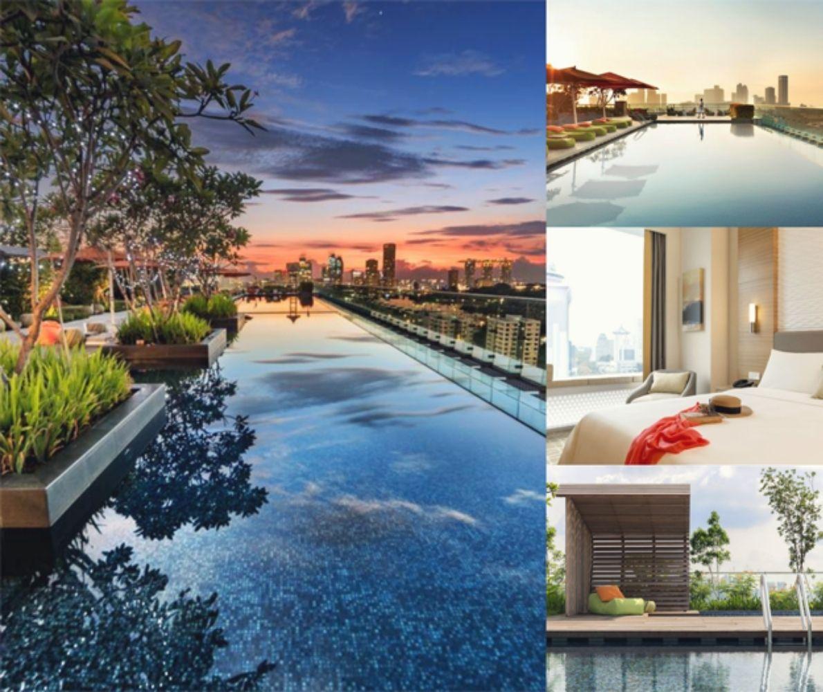 Hotels Near Orchard Road Singapore_Hotel Jen Orchardgateway Singapore by Shangri-La