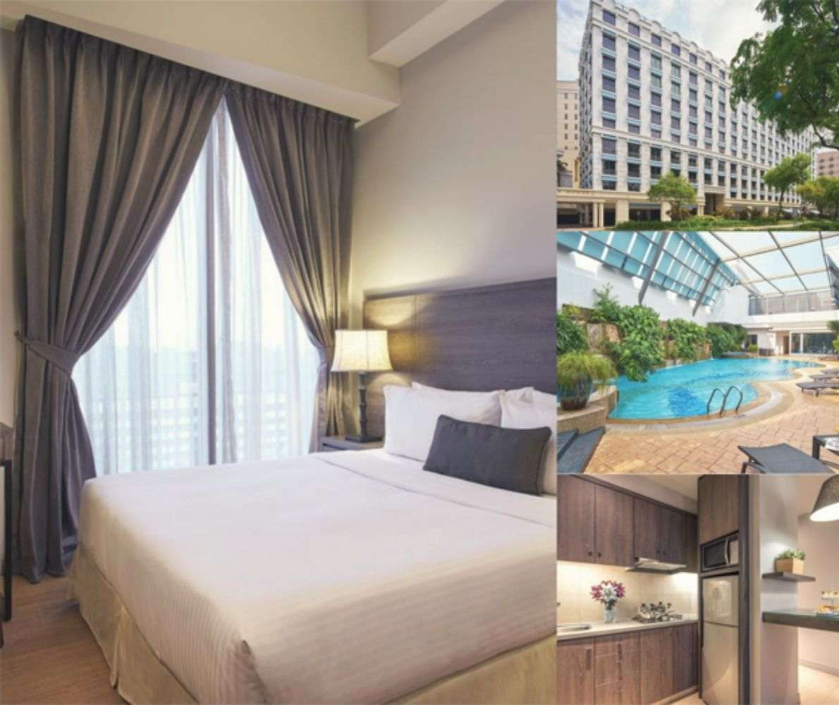 Hotels Near Orchard Road Singapore_Regency House by Far East Hospitality