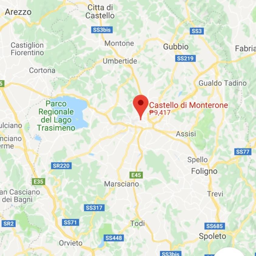 Hotels Near Trains | Italy Castle Hotels | Castello Di Monterone