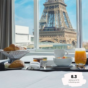 Hotels Near Trains | Paris | Eiffel Tower | Pullman Paris Tour Eiffel