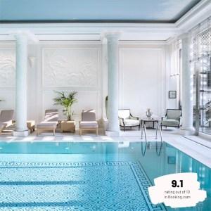 Hotels Near Trains | Paris | Eiffel Tower | Shangri-La Hotel, Paris