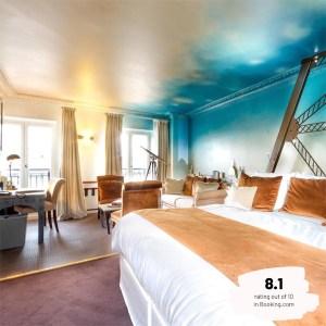 Hotels Near Trains | Paris | Eiffel Tower | Eiffel Trocadero