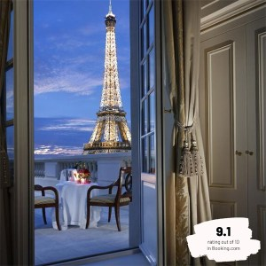 Hotels Near Trains | Paris | Eiffel Tower | Shangri-La Hotel, Paris