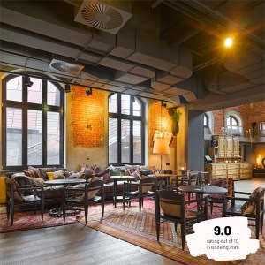 Hotels Near Trains | Hamburg | 25hours Hotel Altes Hafenamt