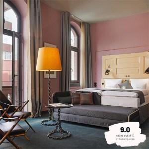 Hotels Near Trains | Hamburg | 25hours Hotel Altes Hafenamt