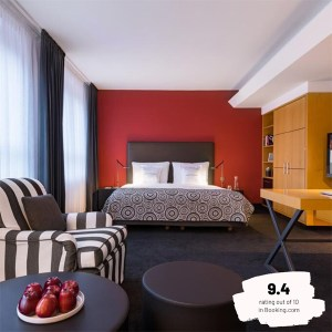 Hotels Near Trains | Hamburg | THE MADISON Hotel Hamburg
