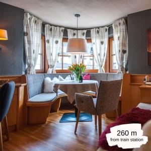 Hotels Near Trains | St Anton am Arlberg | Larchenhof