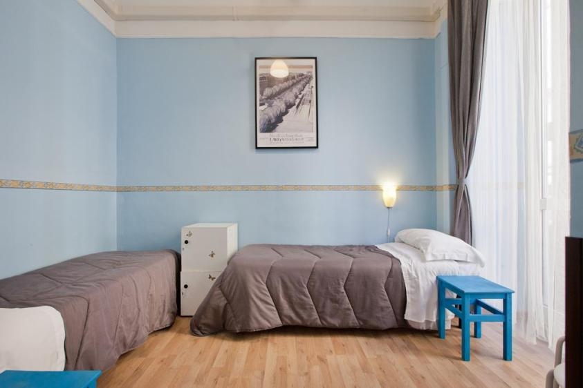 HNT Rome hostels near trains Metro