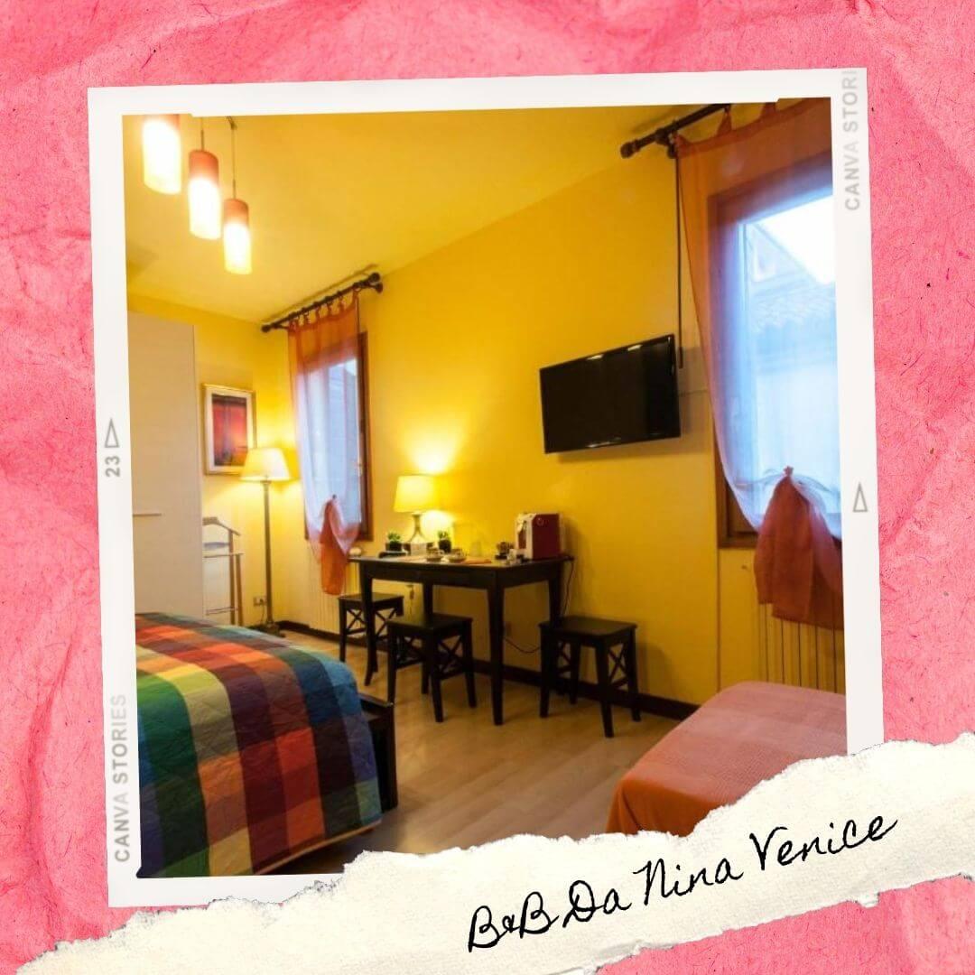 Hotels Near Trains - Venezia Sta Lucia - BandB Da Nina Venice
