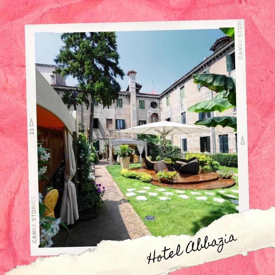 Hotels Near Trains - Venezia Sta Lucia - Hotel Abbazia