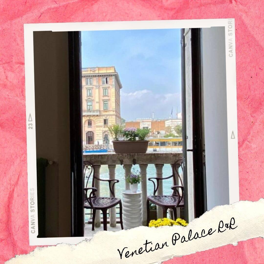 Hotels Near Trains - Venezia Sta Lucia - Venetian Palace RandR