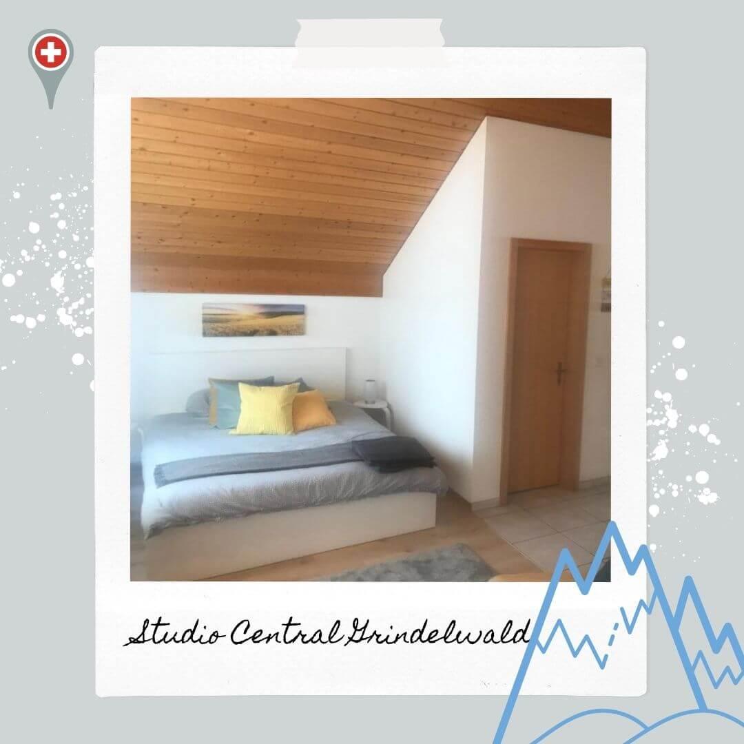 Hotels Near Grindelwald Train Station - Studio Central Grindelwald