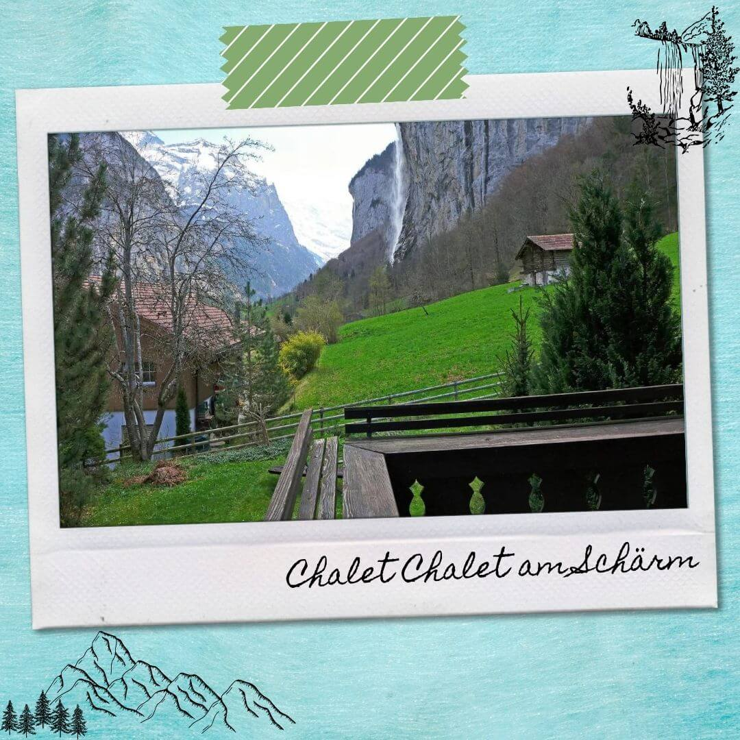 Hotels Near Lauterbrunnen Train Station - Chalet Chalet am Schärm