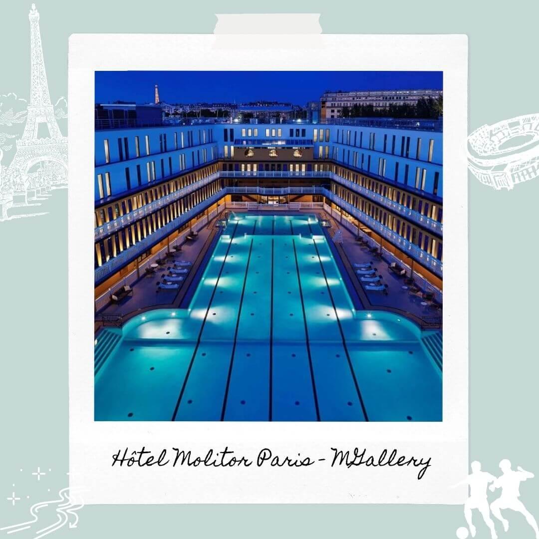 Hotels Near Parc des Princes - Hôtel Molitor Paris - MGallery