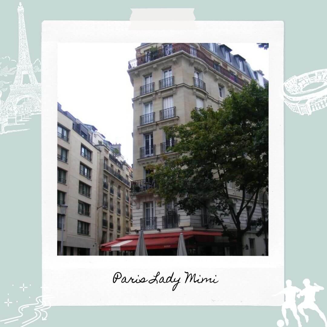 Hotels Near Parc des Princes - Paris Lady Mimi