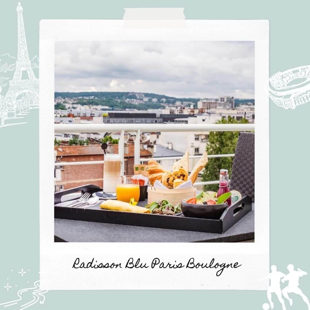 Hotels Near Parc des Princes - Radisson Blu Paris Boulogne