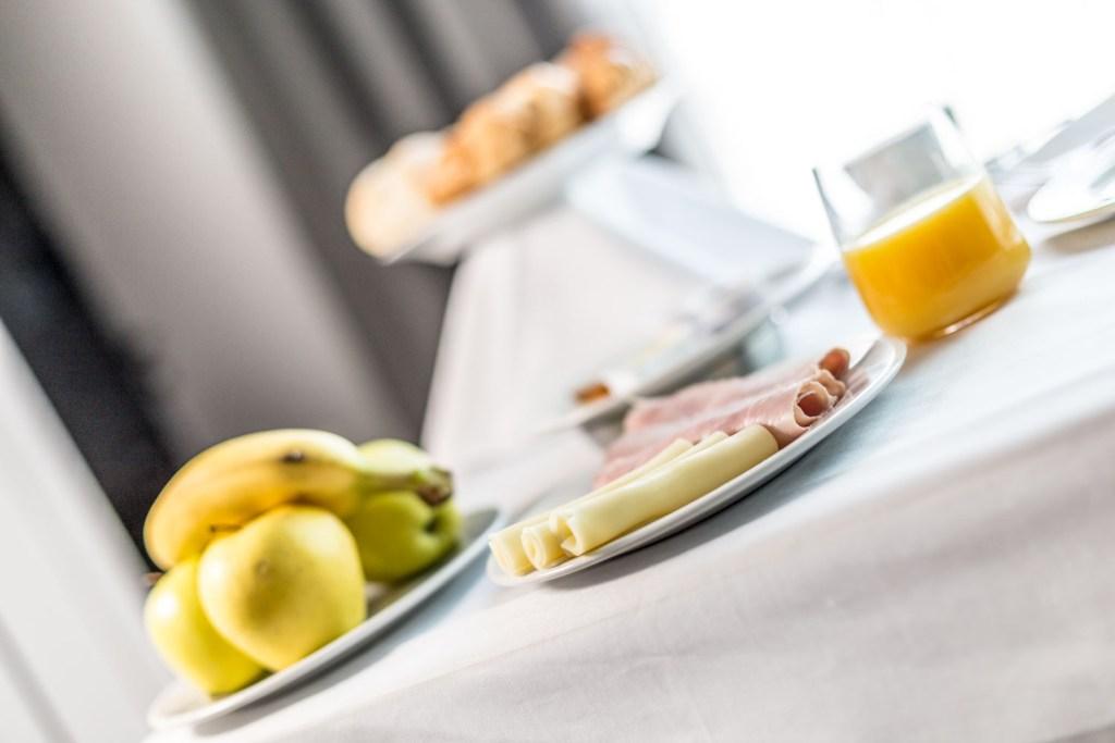 Hotel Vault Ljubljana Breakfast