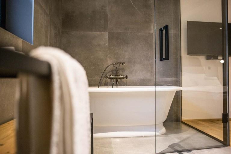 Hotel Vault Ljubljana - Bathroom